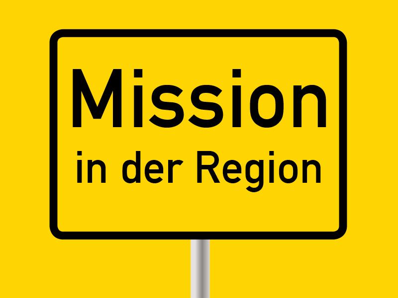 missionsschild